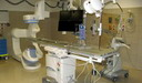 The Cath Lab is equipped with an Innova 2100